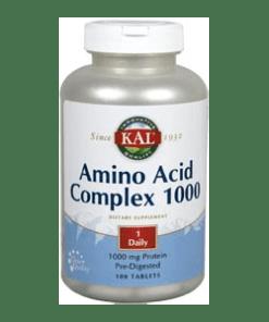 AMINO ACID COMPLEX 100 COMPRIMIDOS Kal