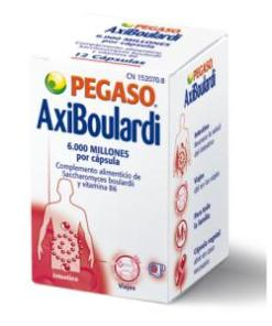 AXIBOULARDI 12 Cápsulas Pegaso