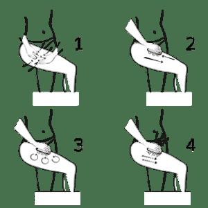 Masajes Programa Body-Slim Crioactivo Lierac