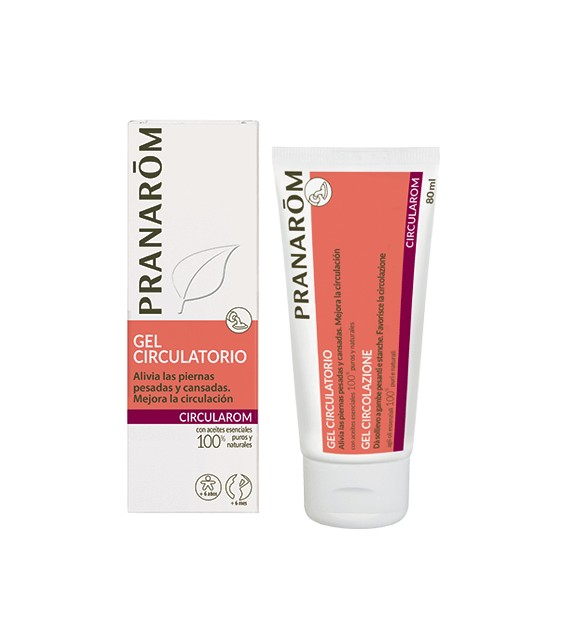 PRANAROM Circularom Gel Circulatorio 80ml