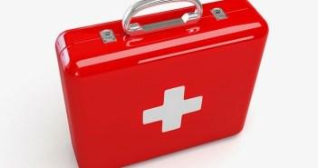botiquín para emergencias