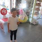 Ganadora Sorteo Cesta Infantil | Feria Moguer 2014