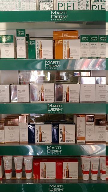 Martiderm Farmacia Escribanos