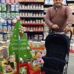 Ganador del sorteo de un carrito para niños