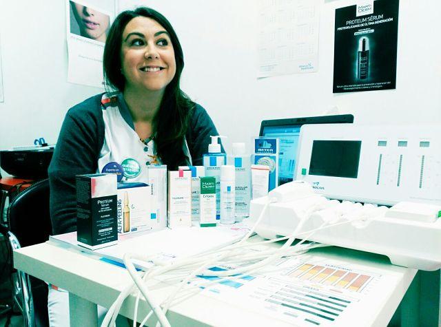 Rutina de hidratación Farmacia Escribanos
