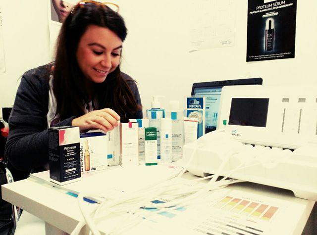 Secretos de belleza Farmacia Escribanos