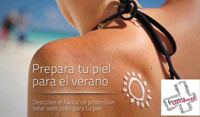 Protección Solar Farmacia Escribanos