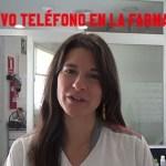 ¡Nuevos teléfonos para nuestra farmacia! | Moguer
