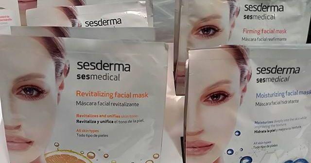 Las Nuevas Mascarillas de Sesmedical | Sesderma Dermocosmética