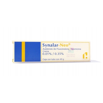 Synalar -Neo 0.01% (fluocinolone acetonide - neomycin ...