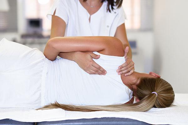 Fisioterapia, osteopatia