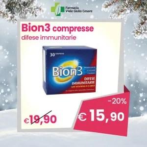 Bion 3 difese immunitarie scontato