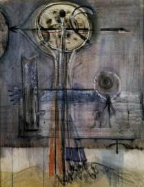 Rothko surrealista: 1944-1945 Sin título Washington DC The National Gallery of Art