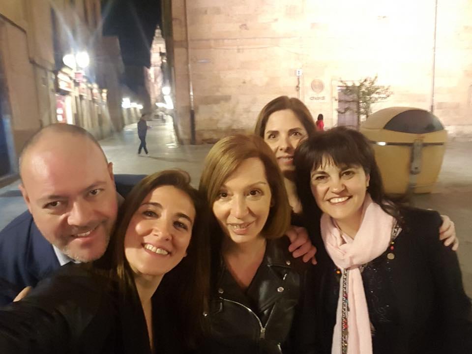 Viernes noche Salamanca