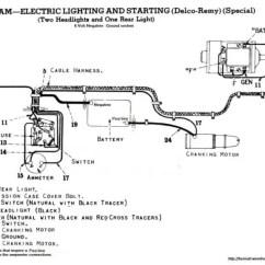1951 Farmall M Wiring Diagram Air Ride Suspension A Schematic Schema Electrical System The Tractor Site Super