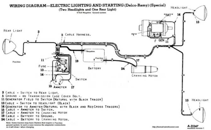farmall tractor wiring  save wiring diagrams missmiddle
