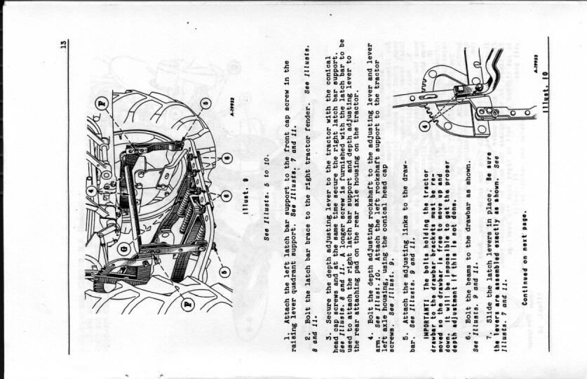 Cub-189 Moldboard Plow Manual