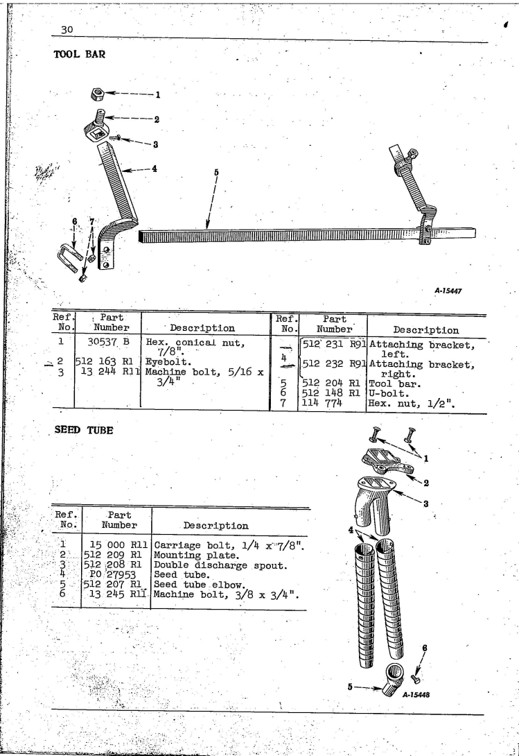 Cub-447 Vegetable Cultivator Manual