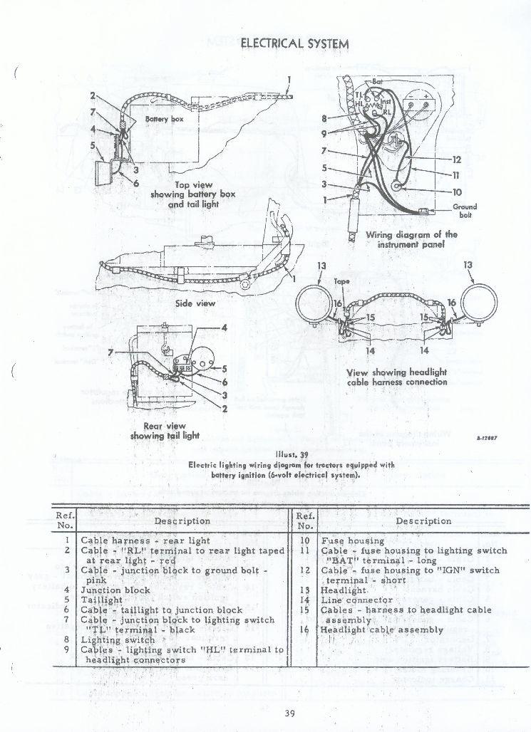 McCormick Farmall Cub Operator's Manual 8-75
