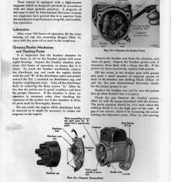 below is the whole 1950 cub owner s manual the experts on here say people should read it if you never have it has lots of info about operation  [ 820 x 1078 Pixel ]