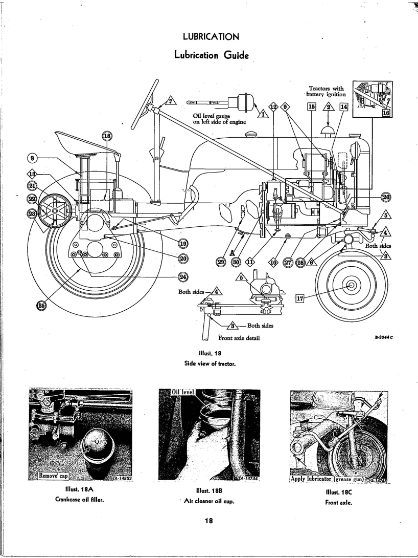 Farmall Tractor Wiring Diagram On Ih 450 Farmall 656