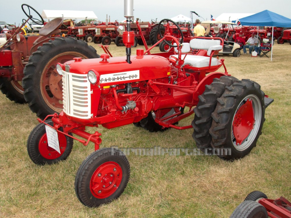 medium resolution of international harvester farmall farmall cub duel tire