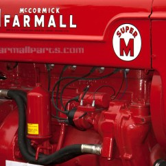 Farmall Super M Wiring Diagram Lutron Dimming Ballast Parts International Harvester Tractor