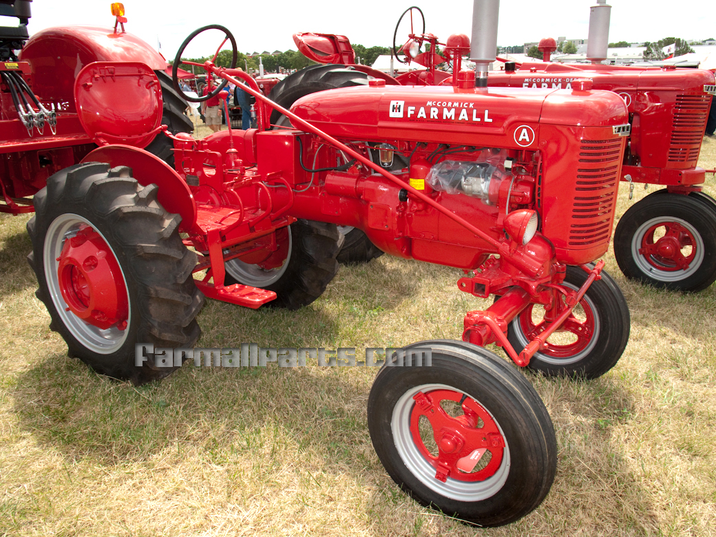 Ih Farmall Super A Wiring Diagram For H