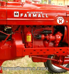 mccormick farmall super h with battery ignition [ 3008 x 2000 Pixel ]