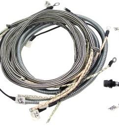 wiring harness farmalll m and super m with regulator on steering column  [ 1200 x 843 Pixel ]