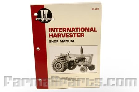Ih 1066 Wiring Diagram Shop Service Manual International 766 826 966 1026