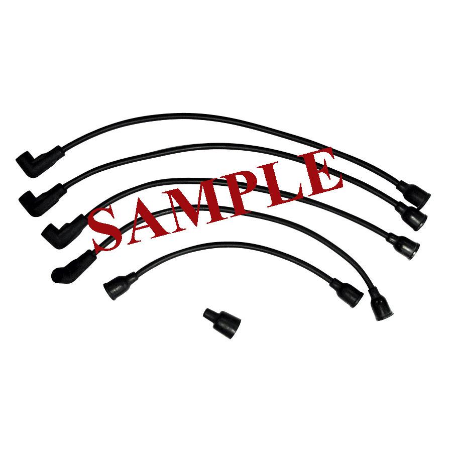 International Harvester Spark Plug Wire Set Custom Spark