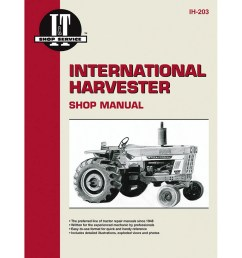 international harvester service manual 272 pages wiring diagramsinternational harvester service manual 272 pages wiring diagrams for [ 900 x 900 Pixel ]