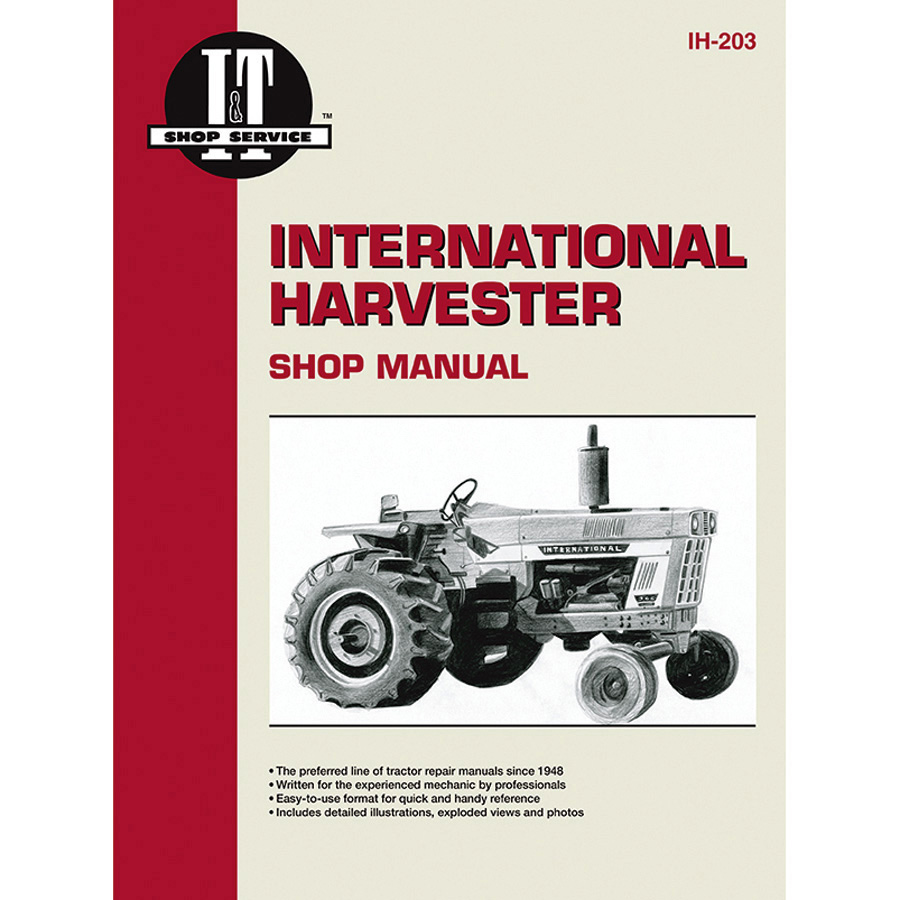 medium resolution of international harvester service manual 272 pages wiring diagramsinternational harvester service manual 272 pages wiring diagrams for