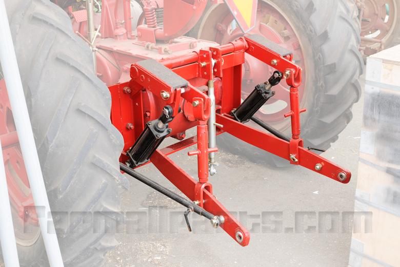International 300 Utility Tractor Wiring Diagram 3 Point Conversion Kit Farmall H M 300 350 400 450
