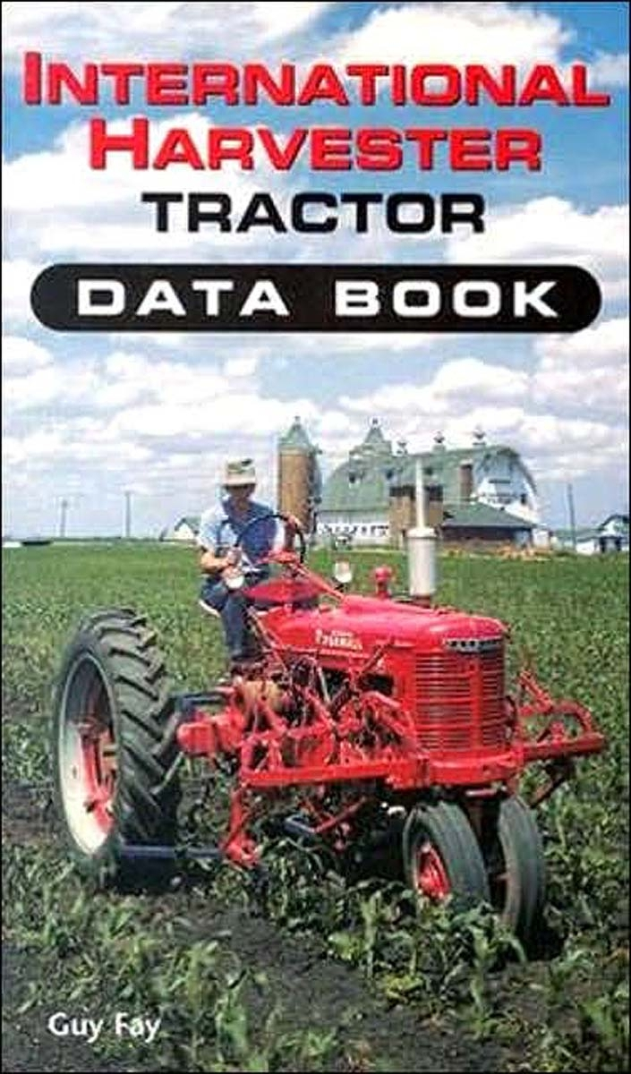 medium resolution of international harvester tractor data book by guy fay farmall cub tractor wiring diagram