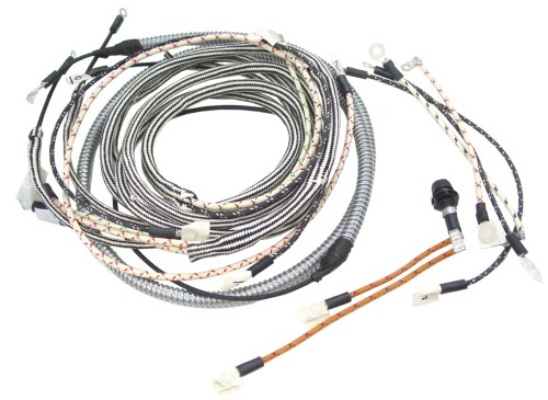 small resolution of farmall h hv wiring harness