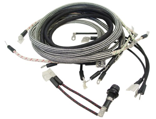 small resolution of farmall c wiring harness with cutout