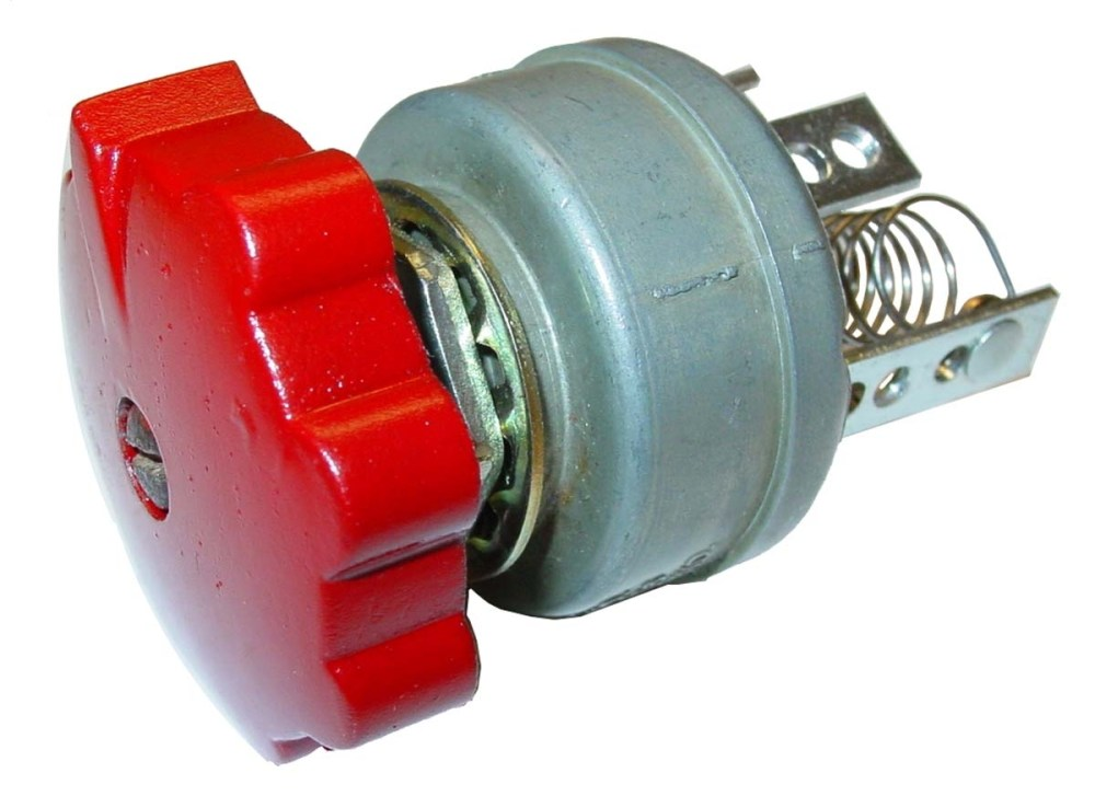 medium resolution of light switch 12 volt rotary 3 position farmall cub a av