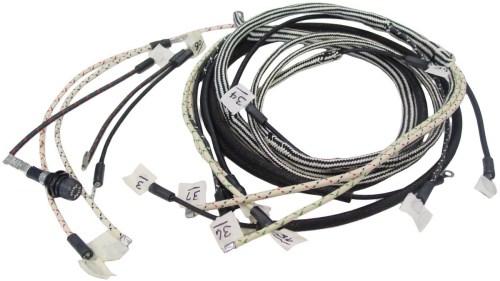 small resolution of farmall cub wiring harness wiring harnesses farmall parts rh farmallparts com 1951 farmall cub wiring