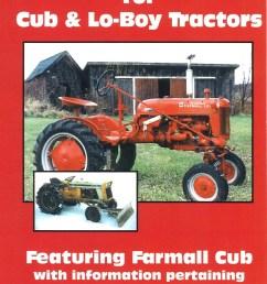 cub cub lo boy tune up video dvd farmall cub [ 1200 x 1721 Pixel ]