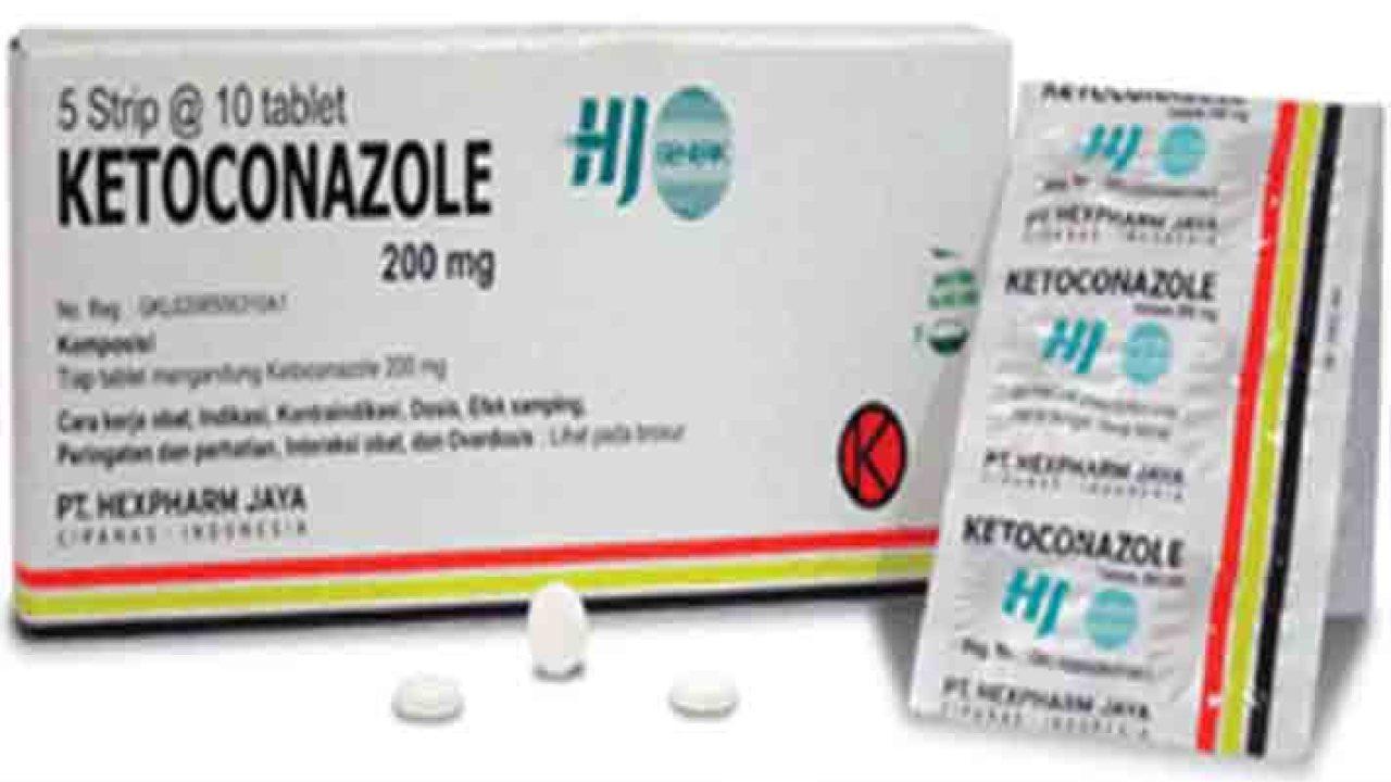 Manfaat Obat Ketoconazole