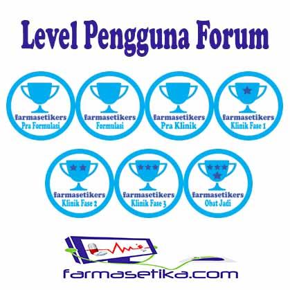level pengguna