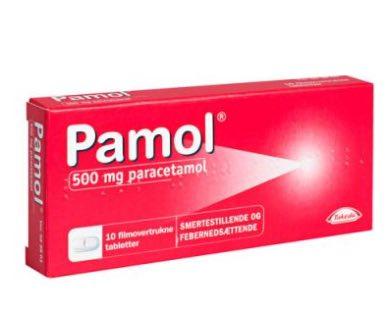 Takeda Menarik Produk Mengandung Parasetamol Karena Kontaminasi Silang