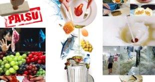 6 Produk Makanan yang Sering Dipalsukan Saat Ini