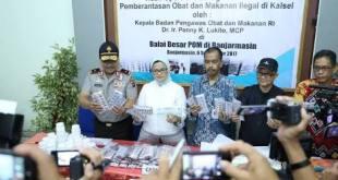 Badan POM Kuat Menuju Indonesia Hebat
