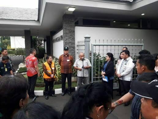 Menkes Jemput Jenazah Apoteker Rindang, Korban Kapal Puskesmas Anambas yang Tenggelam