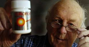 Penemu Ibuprofen Meninggal di Usia 95 Tahun