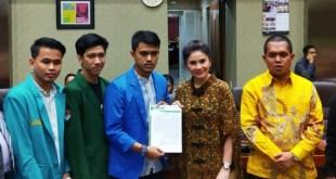 DPR RI Terima Tuntutan Mahasiswa Farmasi Terkait RUU Kefarmasian