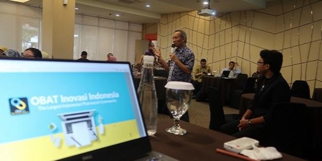 Kembangkan Digitalisasi Pembelajaran Farmasi, APTFI Dukung Aplikasi OBAT INOVASI